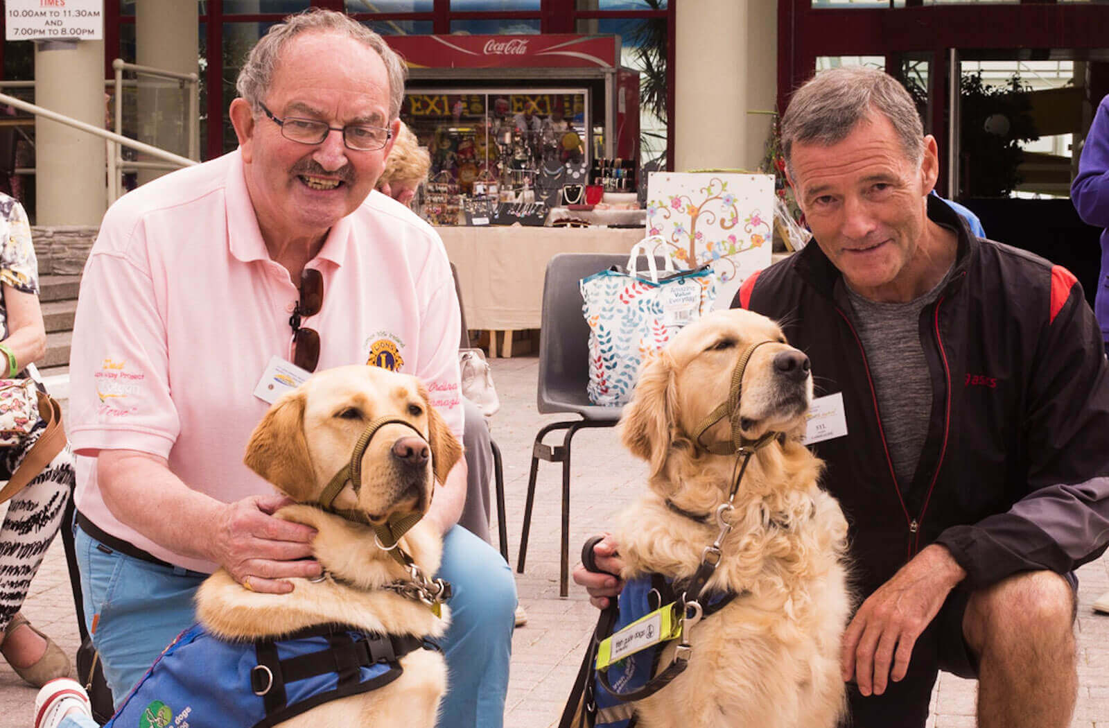lions clubs centenary guide dogs project